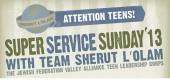 Sherut_SuperSunday2013_teens
